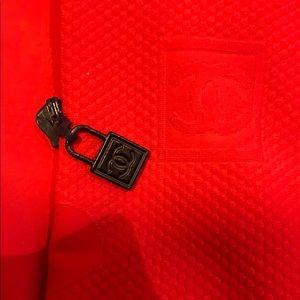 CHANEL Jackets & Coats - Authentic Chanel cruise runway zipup shirt jacket.